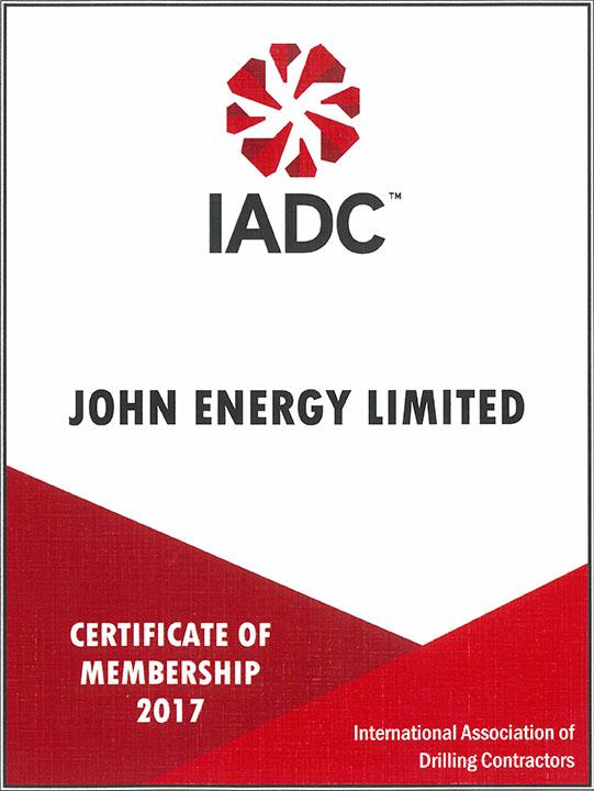 Company Profile » The Company » John Energy Ltd